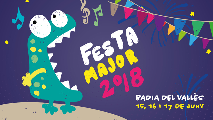 Festa Major 2018 Badia del Vallès